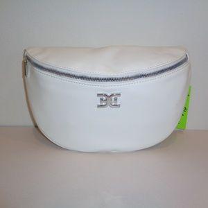 Sam Edelman SOPHIA White New Shoulder Belt Bag